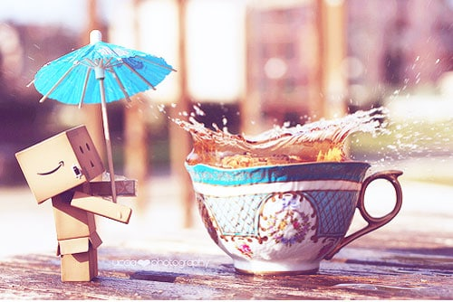 rêve tasse de thé