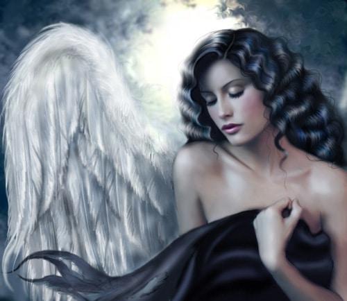 rêve ange