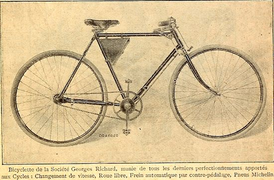 signification rêve bicyclette