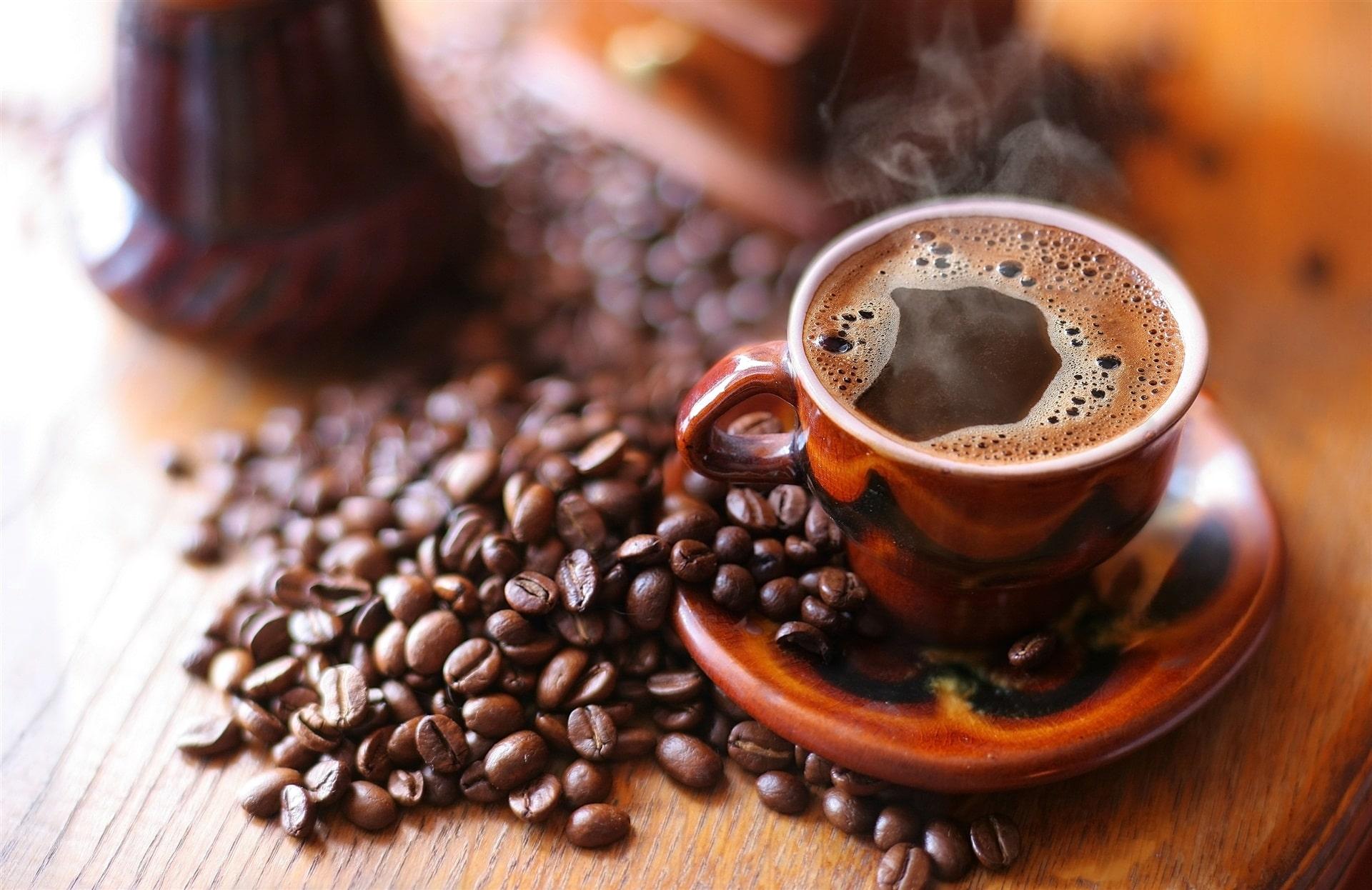 faire un voeux marc de café