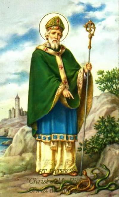 le patron saint patrick