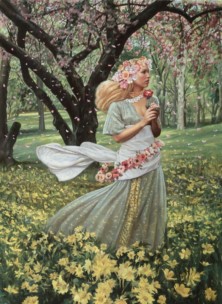 Perséphone et le printemps