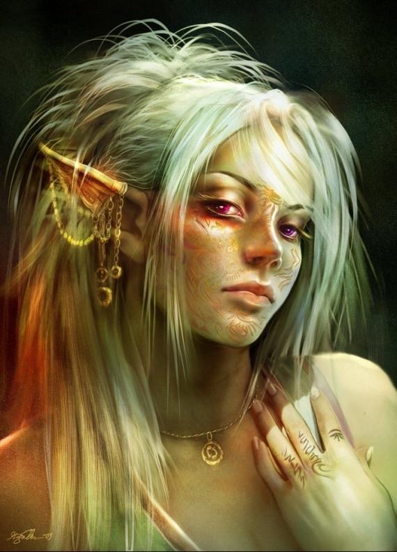 la légende des elfes superstition