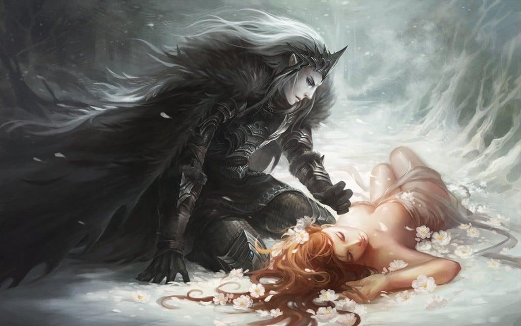 hades et perséphone mythe