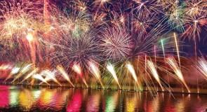 Rêver de feux d'artifices