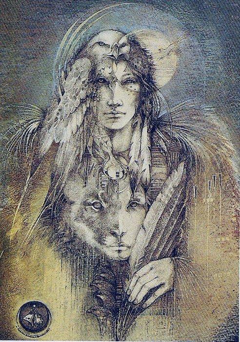 Sehr Quel est votre animal totem dans l'astrologie amérindienne ? NX96