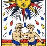 Le Soleil – Tarot de Marseille