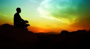 Rêver de méditation