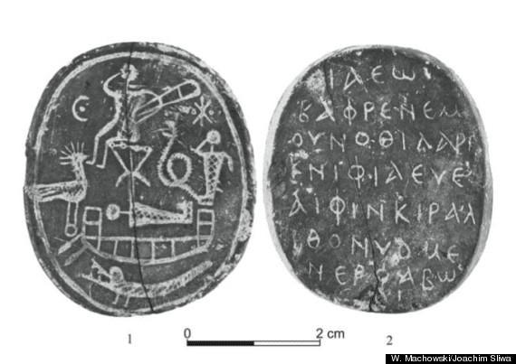 amulette ancienne chypre