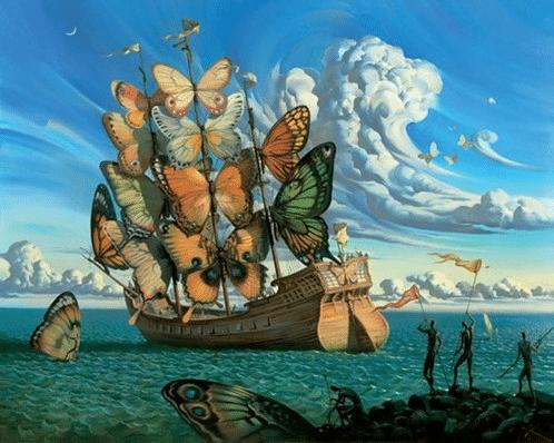 rêve bateau