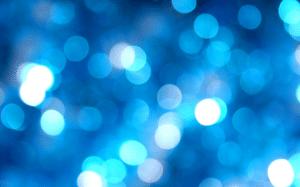 aura bleu