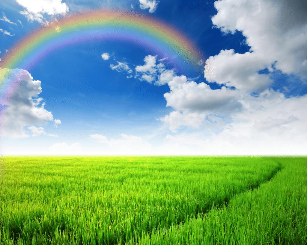 rêver d'arc en ciel