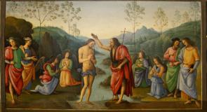 Rêver de baptême
