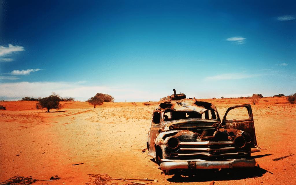 désert auto