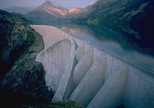 Rêver de barrage