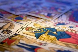 Jeu de l'oracle, se tirer les cartes soi-même