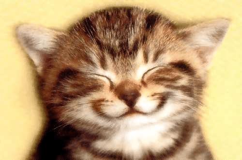 sourire avec soi même